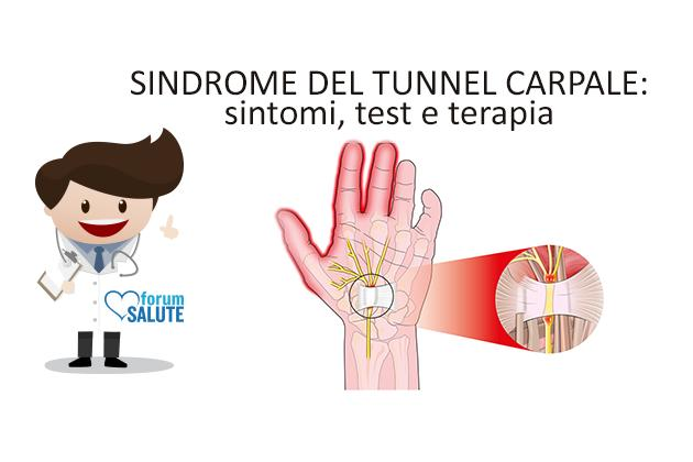 La Sindrome del Tunnel Carpale (STC)