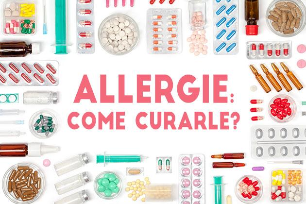 Allergie: come curarle?