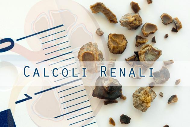dieta nella colica renale