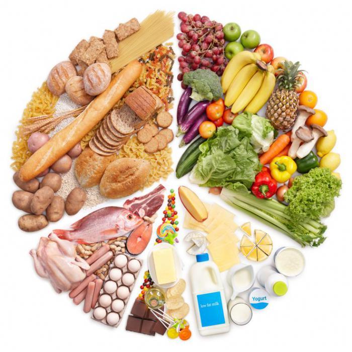 come pianificare una dieta equilibrata