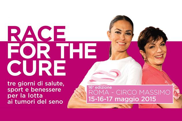Race for The Cure 2015 Roma