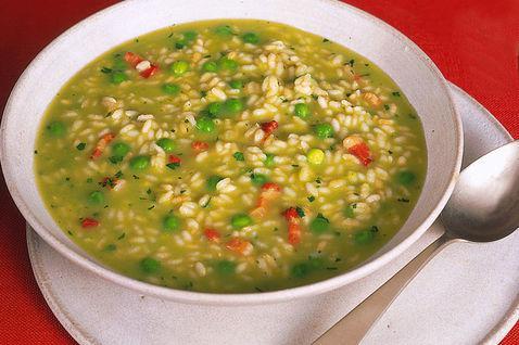 Ricette regionali risi e bisi alla veneta for Ricette regionali