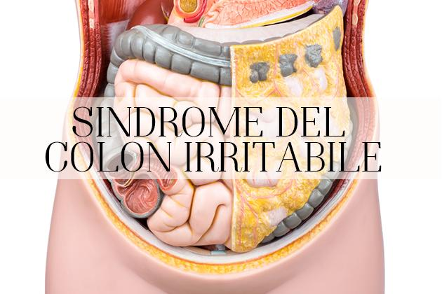 Sindrome del colon irritabile: sintomi e cure