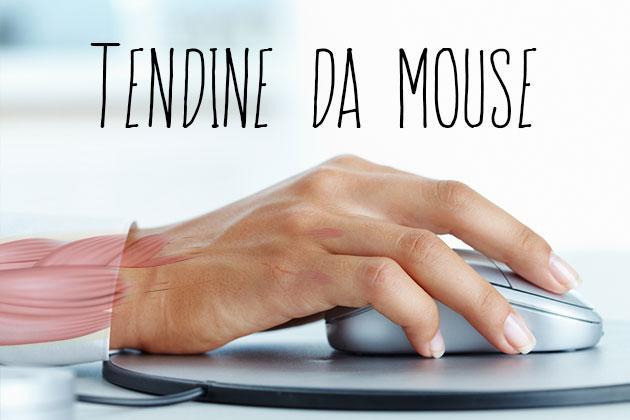 Tendinite da mouse: una patologia moderna?