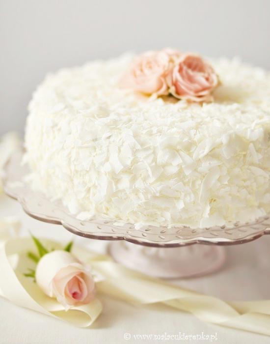 Ricetta x torta al cocco