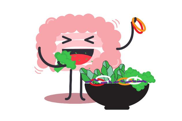 Per Stare Bene E Dimagrire A Volte Basta Un Intestino Felice Apparato Digerente Problemi Gastrointestinali Forumsalute It