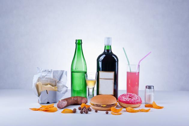 dieta per le persone con fegato grasso